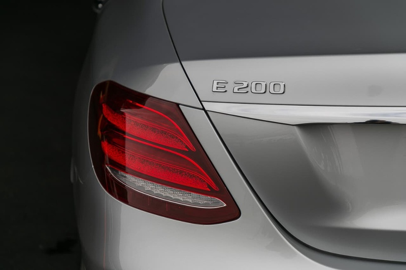 MERCEDES-BENZ E200  W213 Sedan 4dr 9G-TRONIC PLUS 9sp 2.0T