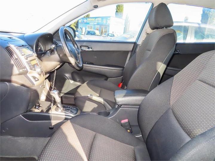 HYUNDAI I30 SLX FD SLX Hatchback 5dr Auto 4sp 1.6DT [MY09]