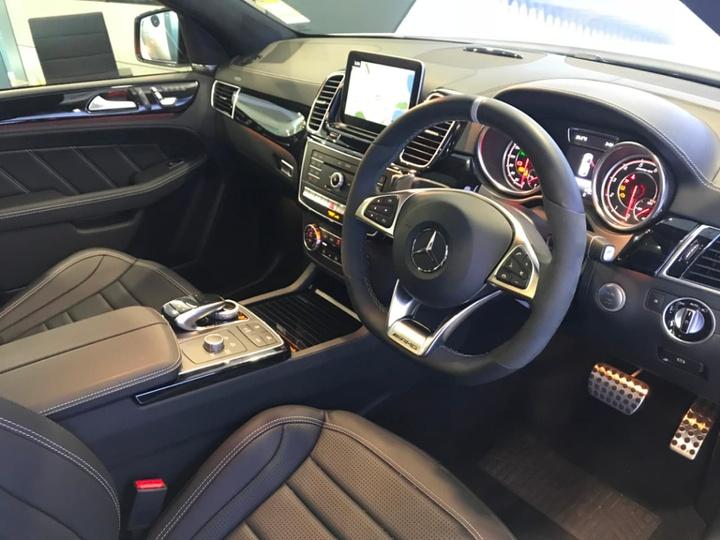 MERCEDES-BENZ GLE63 AMG C292 AMG S Coupe 5dr SPEEDSHIFT PLUS 7sp 4MATIC 5.5TT [Jan]