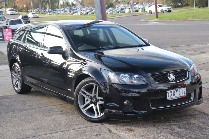 HOLDEN COMMODORE SV6 VE Series II SV6 Sportwagon 5dr Spts Auto 6sp 3.6i [MY12]
