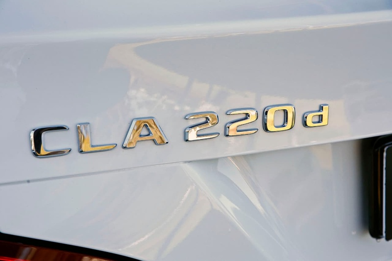 MERCEDES-BENZ CLA220 d C117 d Coupe 4dr DCT 7sp 2.1DT [Dec]