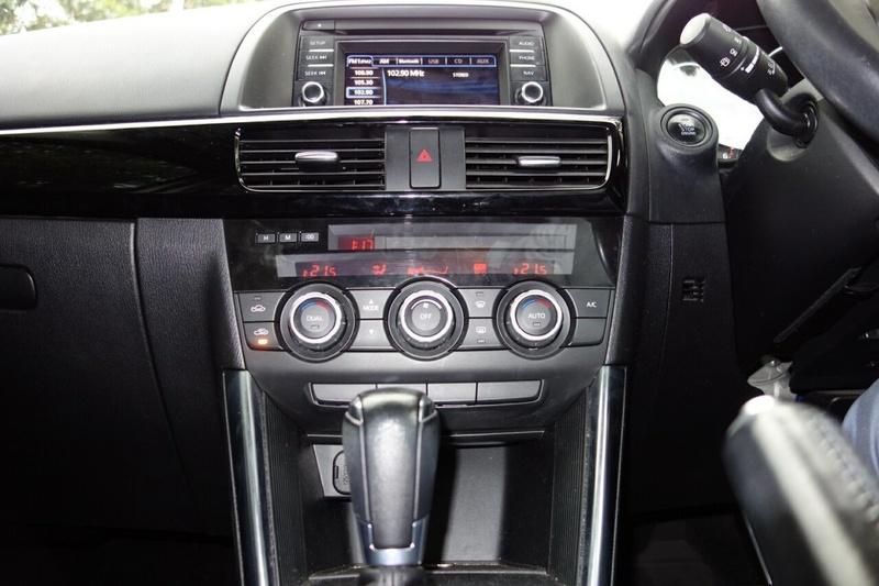 MAZDA CX-5 Maxx KE Series Maxx Sport Wagon 5dr SKYACTIV-Drive 6sp AWD 2.2DTT [MY14]