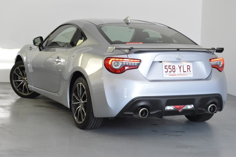 Toyota 86 Gts Zn6 Coupe 2dr Spts Auto 6sp 2 0i Dec