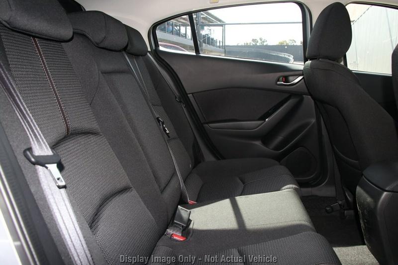 MAZDA 3 Maxx BN Series Maxx Sport Hatchback 5dr SKYACTIV-Drive 6sp 2.0i [Jan]