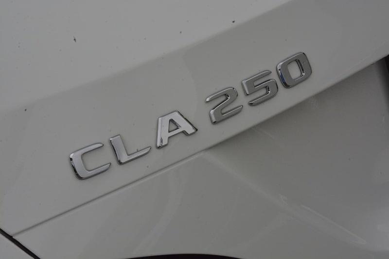 MERCEDES-BENZ CLA250 Sport X117 Sport Shooting Brake 5dr DCT 7sp 4MATIC 2.0T [Jun]