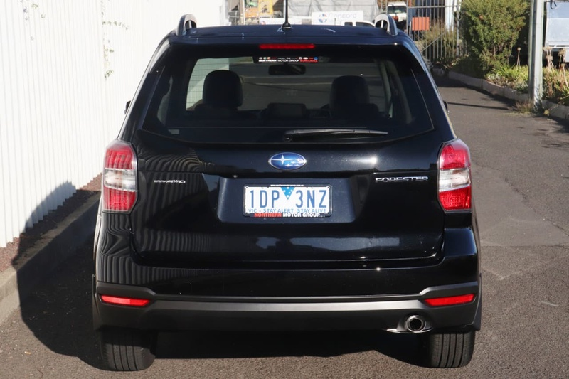 SUBARU FORESTER 2.5i S4 2.5i Luxury. Wagon 5dr Lineartronic 6sp AWD [MY14]