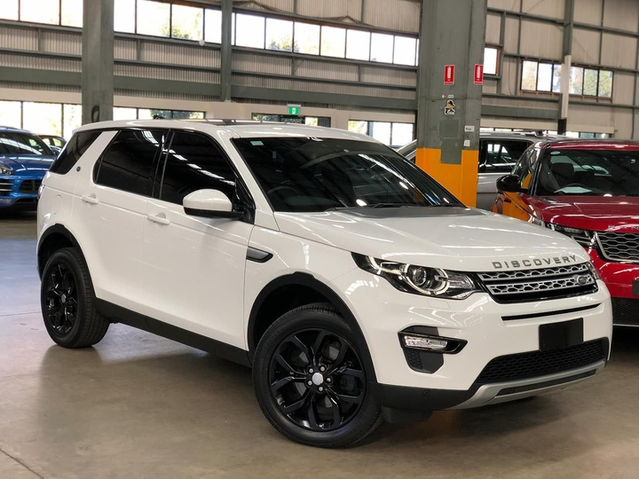 Land Rover Discovery Sport >> 2017 Land Rover Discovery Sport Td4 180 Hse Sports Automatic