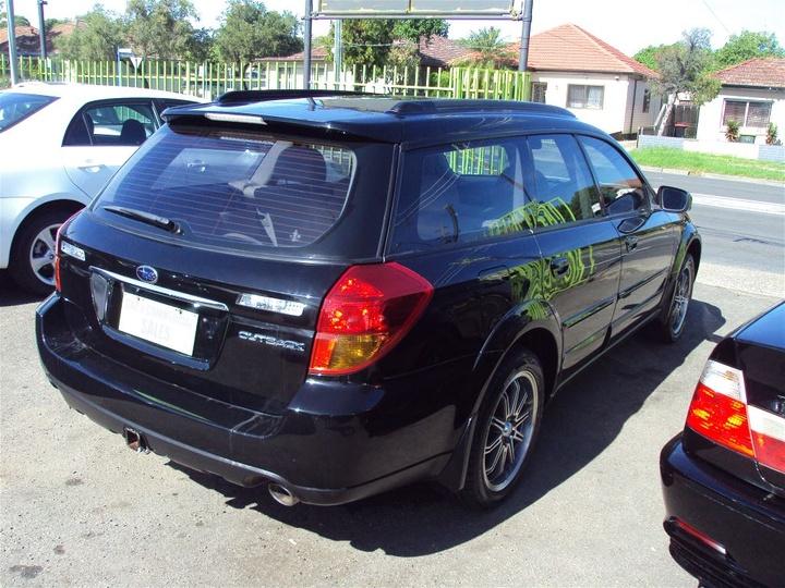 SUBARU OUTBACK R 3GEN R Premium Pack. Wagon 5dr Spts Auto 5sp AWD 3.0i [MY05]