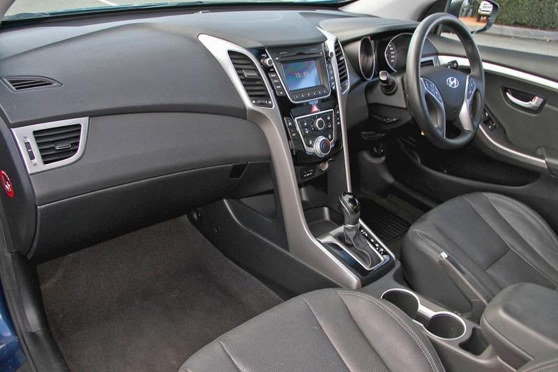 HYUNDAI I30 Trophy GD2 Trophy Hatchback 5dr Spts Auto 6sp 1.8i [MY14]