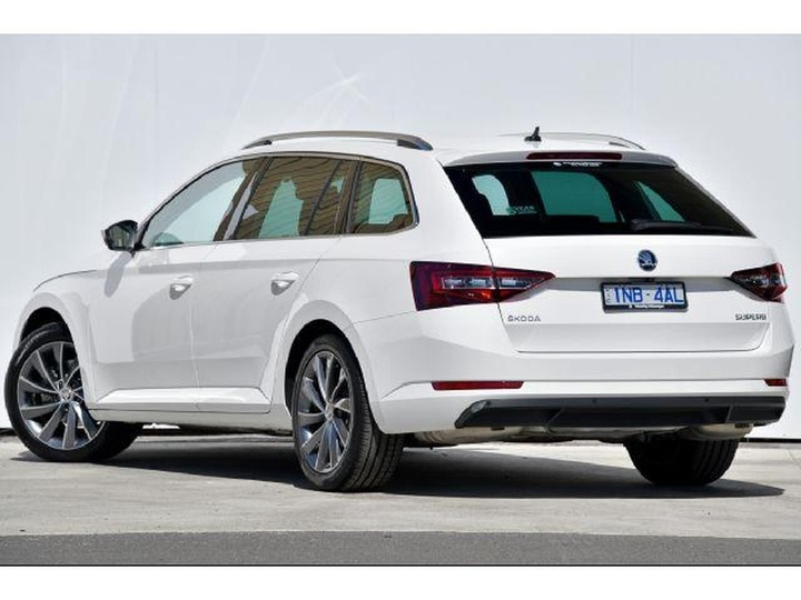 SKODA SUPERB 162TSI NP 162TSI Wagon 5dr DSG 6sp 2.0T [MY18.5]