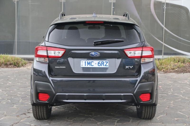 SUBARU XV 2.0i-L G5X 2.0i-L. Wagon 5dr Lineartronic 7sp AWD [MY19]