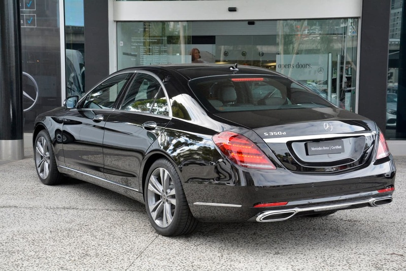 MERCEDES-BENZ S350 d W222 d Sedan 4dr 9G-TRONIC 9sp 2.9DT [Sep]