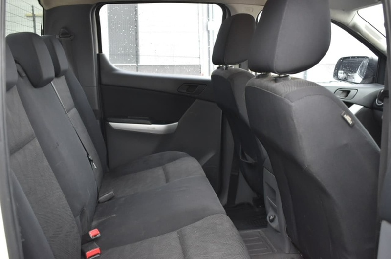 MAZDA BT-50 XT UP XT Hi-Rider Utility Dual Cab 4dr Spts Auto 6sp 4x2 3.2DT