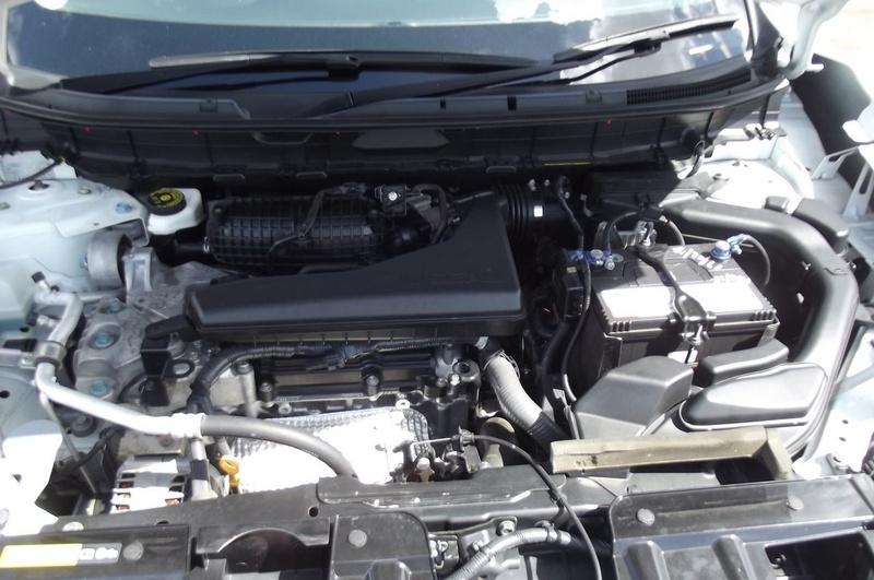 NISSAN X-TRAIL ST-L T32 ST-L Wagon 5dr X-tronic 7sp 2WD 2.5i [Mar]