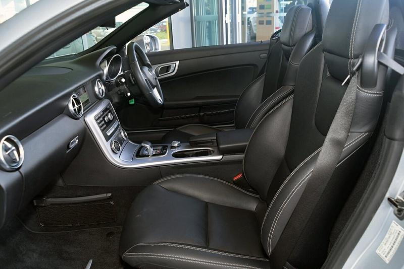 MERCEDES-BENZ SLK200  R172 Roadster 2dr 9G-TRONIC 9sp 2.0T [Jun]