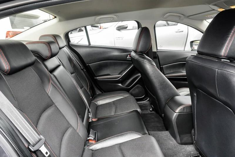 MAZDA 3 SP25 BM Series SP25 GT Sedan 4dr SKYACTIV-Drive 6sp 2.5i