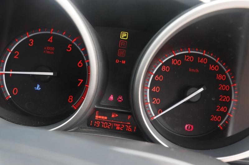 MAZDA 3 SP25 BL Series 1 SP25 Sedan 4dr Activematic 5sp 2.5i
