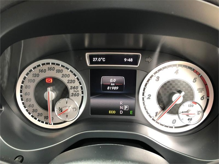 MERCEDES-BENZ A200 CDI  W176 Hatchback 5dr D-CT 7sp 1.8DT [Mar]