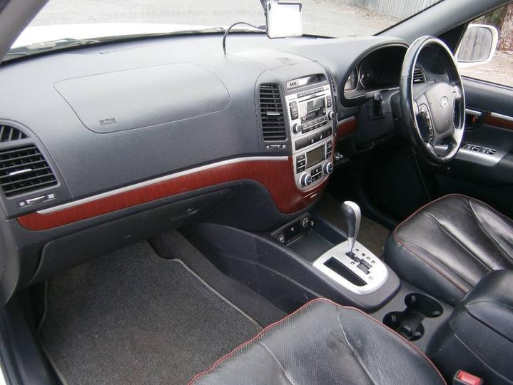 HYUNDAI SANTA FE Elite CM Elite Wagon 5dr Spts Auto 4sp 4x4 2.7i [MY07]