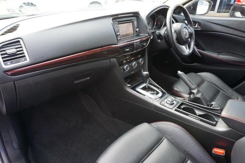 MAZDA 6 Touring GJ Touring Sedan 4dr SKYACTIV-Drive 6sp 2.5i [Dec]