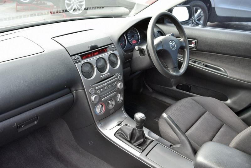 MAZDA 6 Classic GG Series 1 Classic Sedan 4dr Man 5sp 2.3i [MY04]