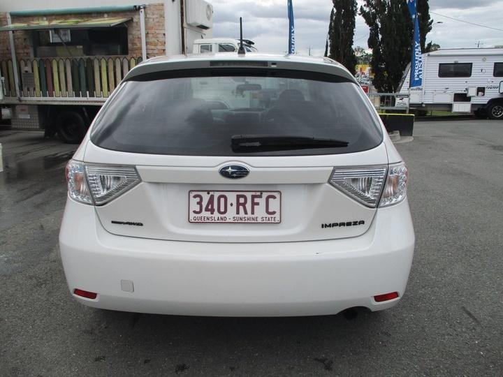 SUBARU IMPREZA R G3 R. Hatchback 5dr Man 5sp AWD 2.0i [MY11]