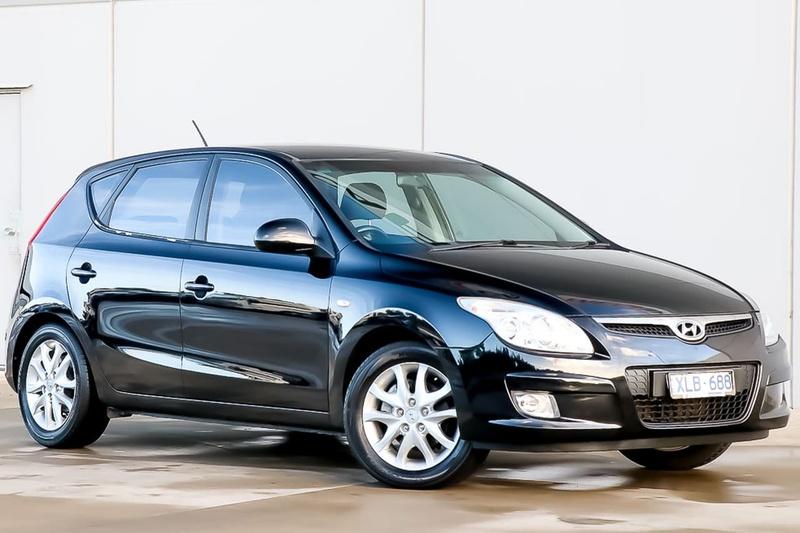 HYUNDAI I30 SLX FD SLX Hatchback 5dr Man 5sp 2.0i [MY10]