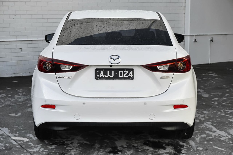 MAZDA 3 Touring BN Series Touring Sedan 4dr SKYACTIV-Drive 6sp 2.0i [May]