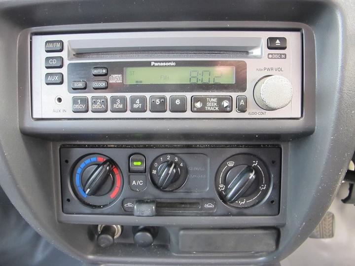 MAZDA BRAVO DX B4000 DX Utility Dual Cab 4dr Man 5sp 4x4 4.0i
