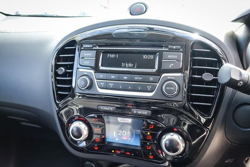 NISSAN JUKE ST F15 ST Hatchback 5dr Man 6sp 2WD 1.2T [MY18]
