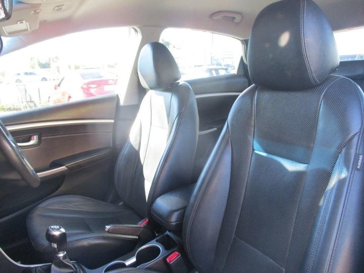 HYUNDAI I30 SE GD2 SE Hatchback 5dr Man 6sp 1.8i [MY14]