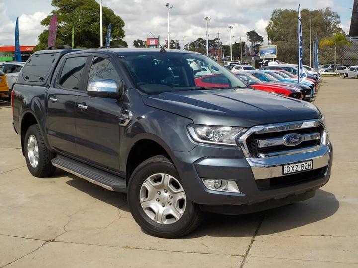 2016 Ford Ranger >> 2016 Ford Ranger Xlt
