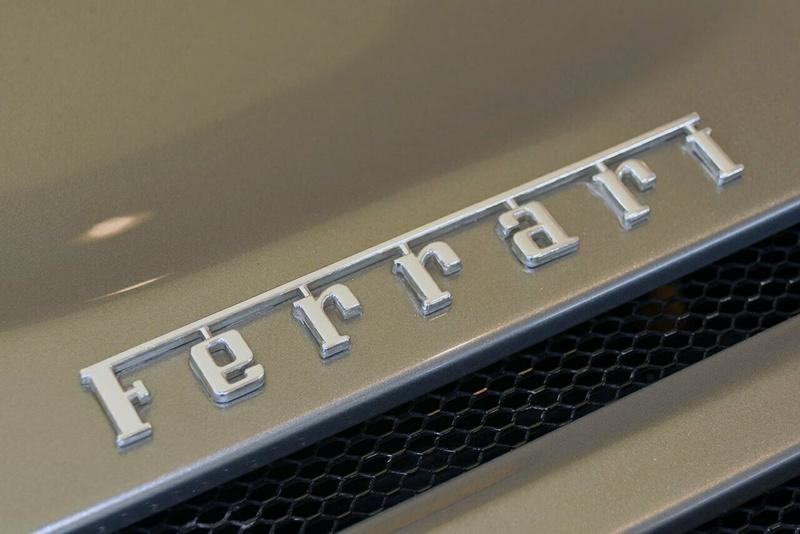 FERRARI F355 Berlinetta Berlinetta Coupe 2dr Man 6sp 3.5i