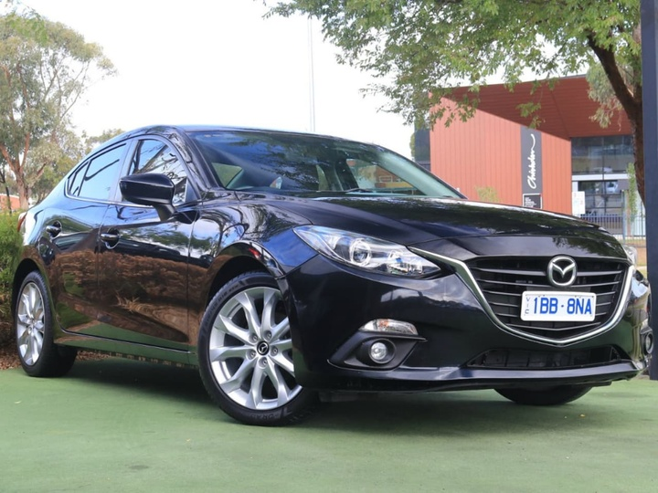 MAZDA 3 SP25 BM Series SP25 Sedan 4dr SKYACTIV-Drive 6sp 2.5i