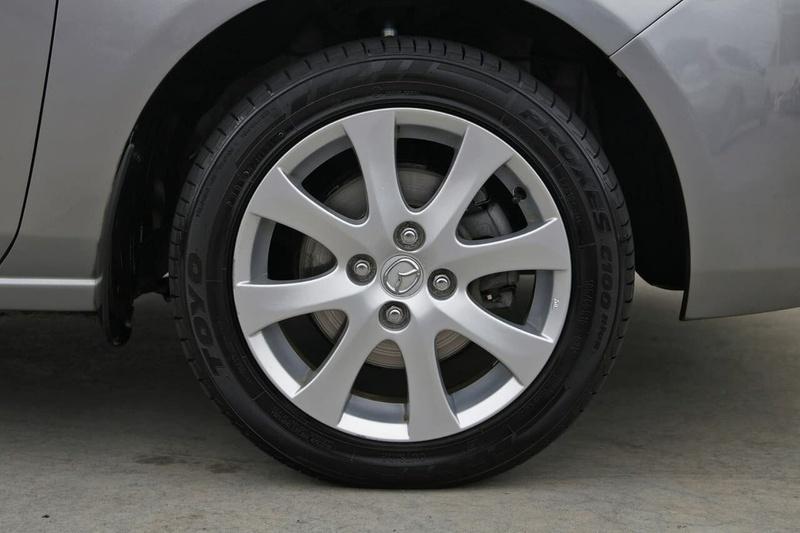 MAZDA 2 Maxx DE Series 1 Maxx Hatchback 3dr Auto 4sp 1.5i [Jan]
