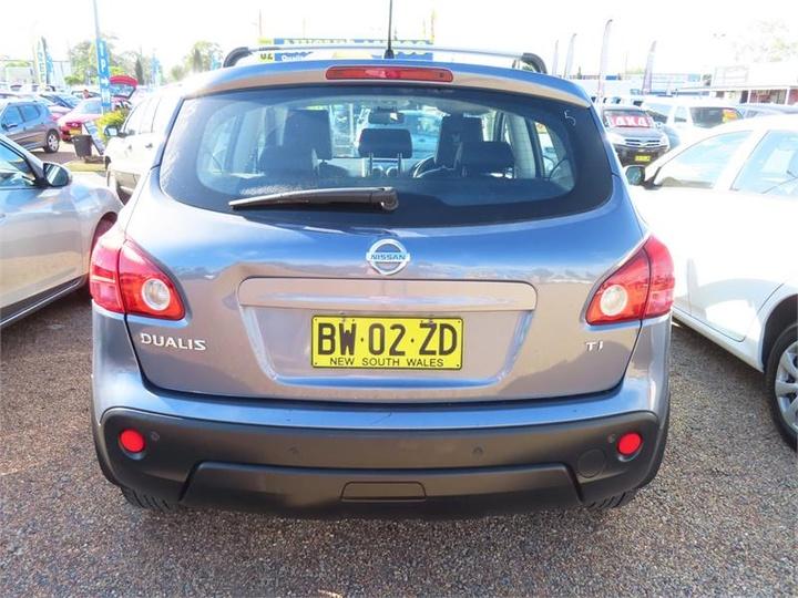 NISSAN DUALIS Ti J10 Ti Hatchback 5dr X-tronic 6sp AWD 2.0i [MY09]