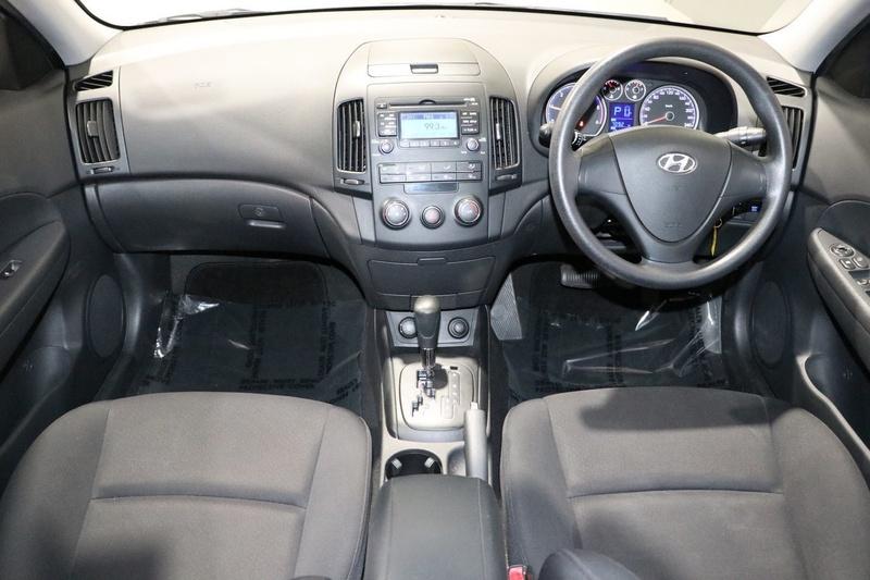 HYUNDAI I30 SLX FD SLX Hatchback 5dr Auto 4sp 1.6DT [MY10]
