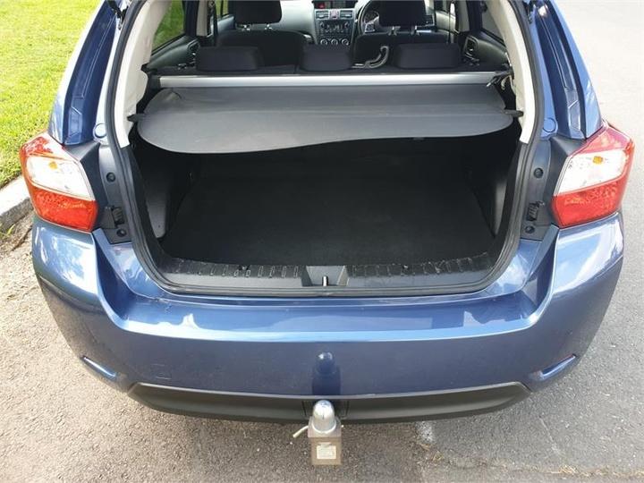 SUBARU IMPREZA 2.0i-L G4 2.0i-L. Hatchback 5dr Man 6sp AWD [MY12]