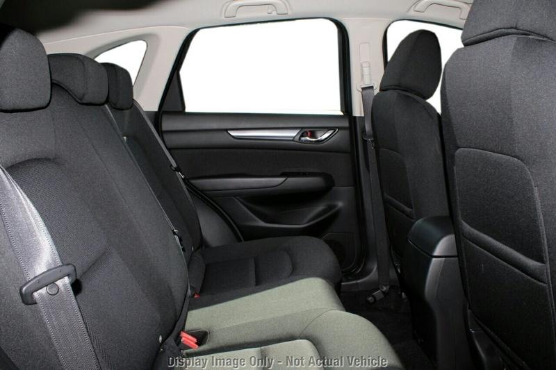 MAZDA CX-5 Maxx KF Series Maxx Wagon 5dr SKYACTIV-MT 6sp FWD 2.0i