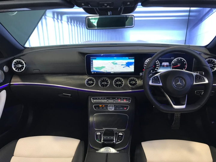 MERCEDES-BENZ E400  A238 Cabriolet 2dr 9G-TRONIC PLUS 9sp 4MATIC 3.0TT