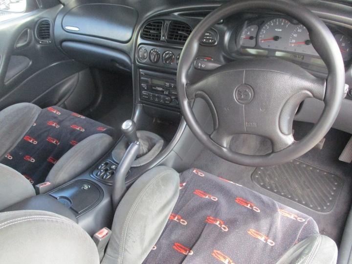 HOLDEN SPECIAL VEHICLES GTS  VT Sedan 4dr Man 6sp 5.7i