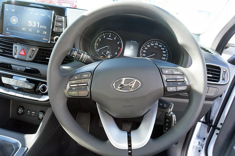 HYUNDAI I30 Go PD Go Hatchback 5dr Man 6sp 2.0i [MY19]