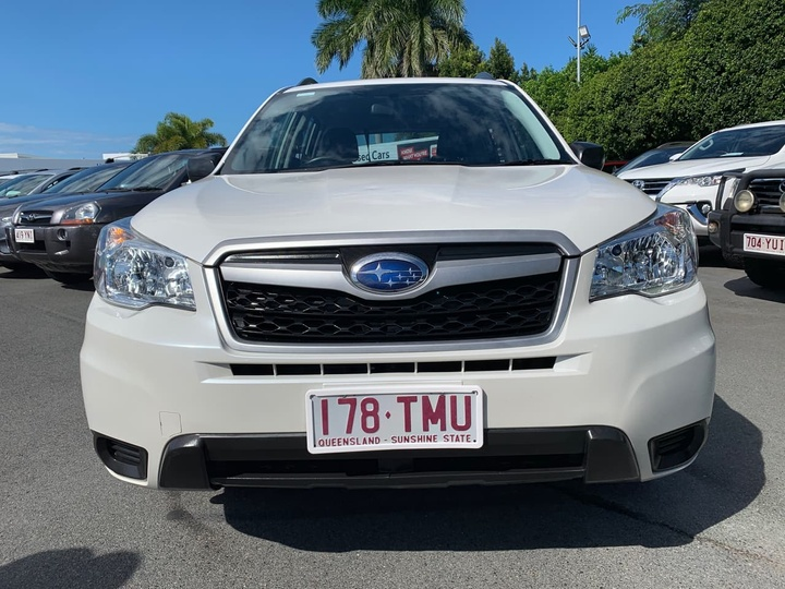 SUBARU FORESTER 2.5i S4 2.5i. Wagon 5dr Lineartronic 6sp AWD [MY13]