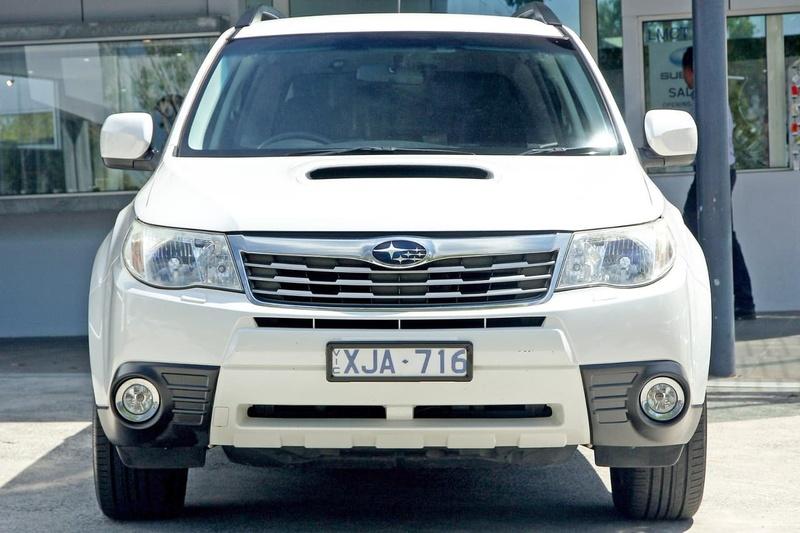 SUBARU FORESTER XT S3 XT. Wagon 5dr Spts Auto 4sp AWD 2.5T [MY10]