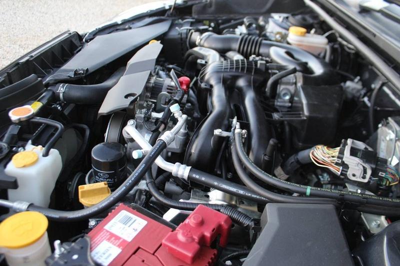 SUBARU XV 2.0i-L G4X 2.0i-L. Wagon 5dr Man 6sp AWD [MY13]