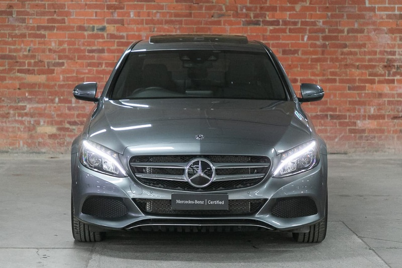 MERCEDES-BENZ C300  W205 Sedan 4dr 9G-TRONIC 9sp 2.0T
