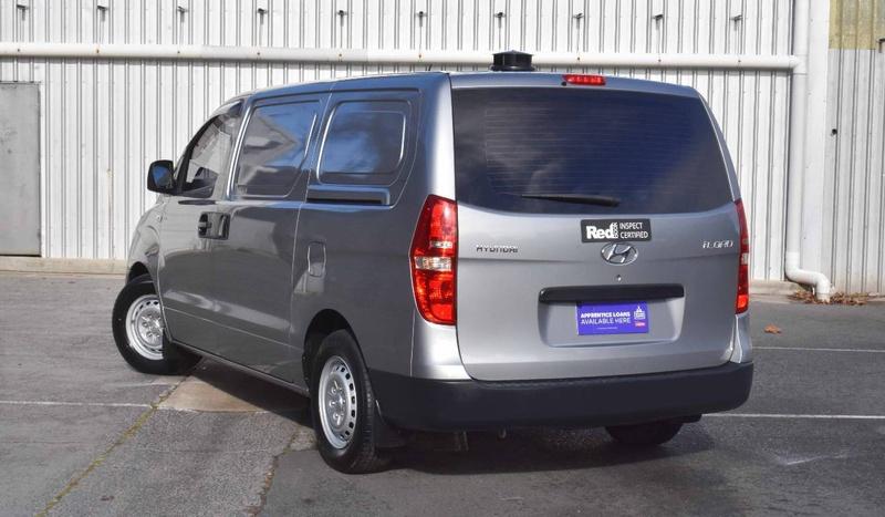 HYUNDAI ILOAD  TQ-V Van 5dr Spts Auto 5sp 2.5DT [MY11]