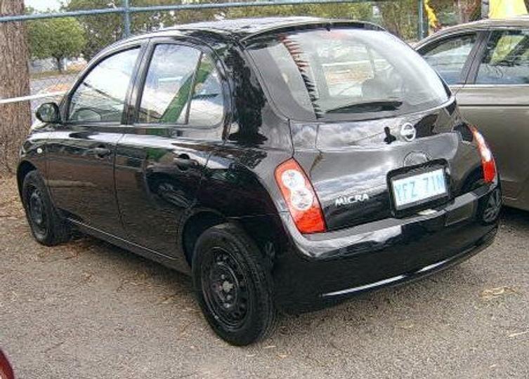 NISSAN MICRA ST-L K13 ST-L Hatchback 5dr Auto 4sp 1.5i [Nov]