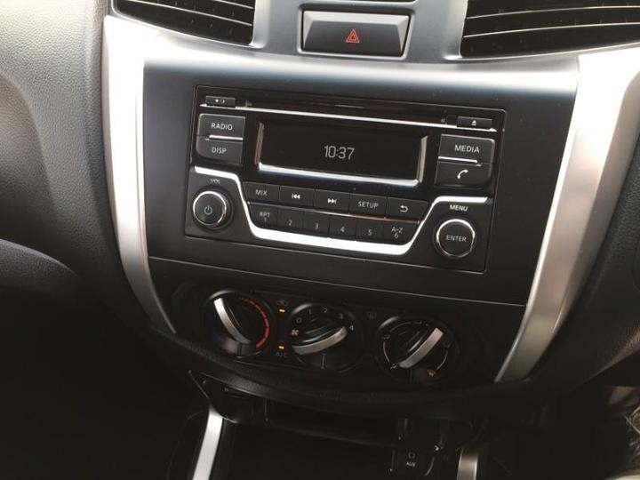 NISSAN NAVARA RX D23 RX Utility Dual Cab 4dr Spts Auto 7sp 4x2 2.3DT [Mar]