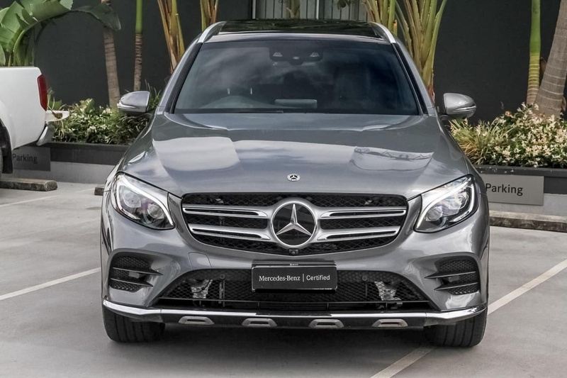 MERCEDES-BENZ GLC350 d X253 d Wagon 5dr 9G-TRONIC 9sp 4MATIC 3.0DT [Jun]
